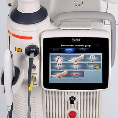 Laser Fotona IP Cliniq Instytut Piękna