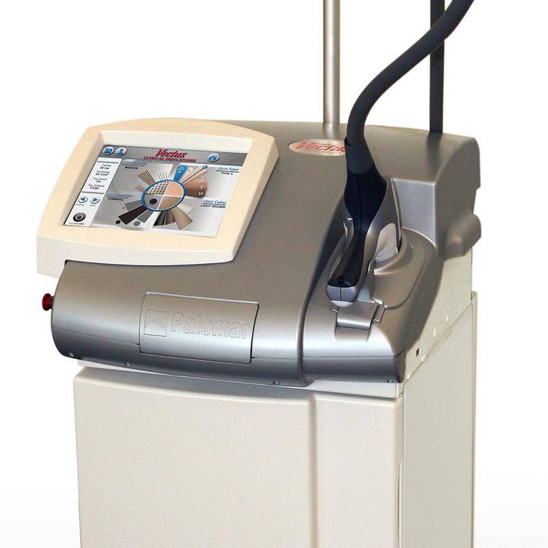 IP Cliniq Rzeszów - Instytut Piękna laser Vectus depilacja
